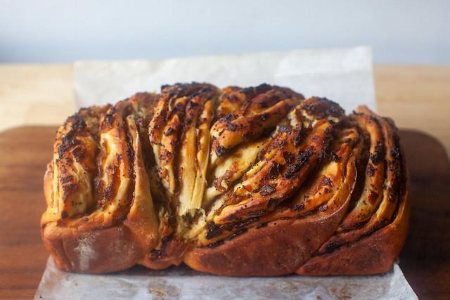 面包卷babka