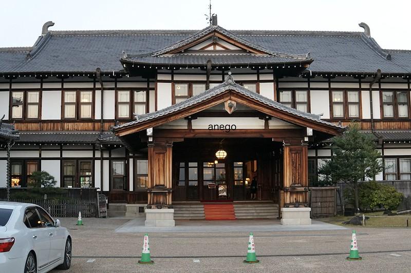 奈良ホテル 建物