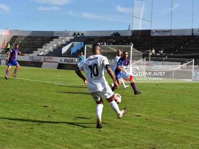 Poblense 0-0 Getafe B - SEGUNDA B (Temporada 2020/2021)