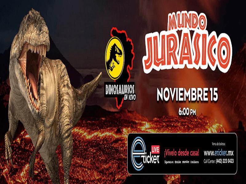 2020.11.15 Mundo de dinosaurios