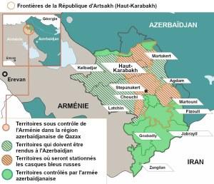 Russie, Arménie et Azerbaïdjan signent un accord mettant fin au conflit du Haut-Karabakh – Conditions et conséquences