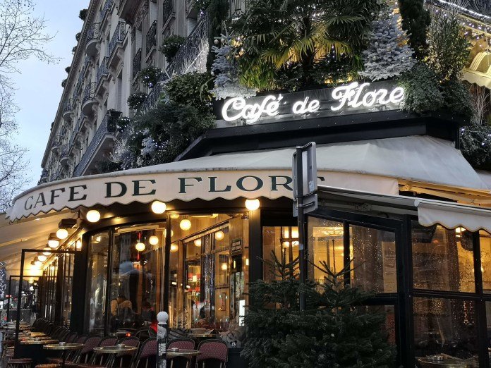 花神咖啡館 Café de Flore
