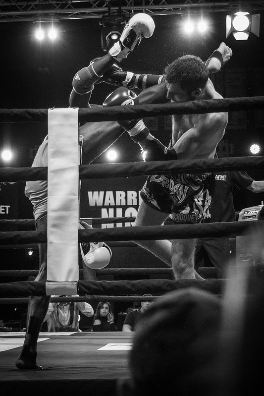 Muay Thai - Warriors Night - Nanterre - 05/05/2018 19h28