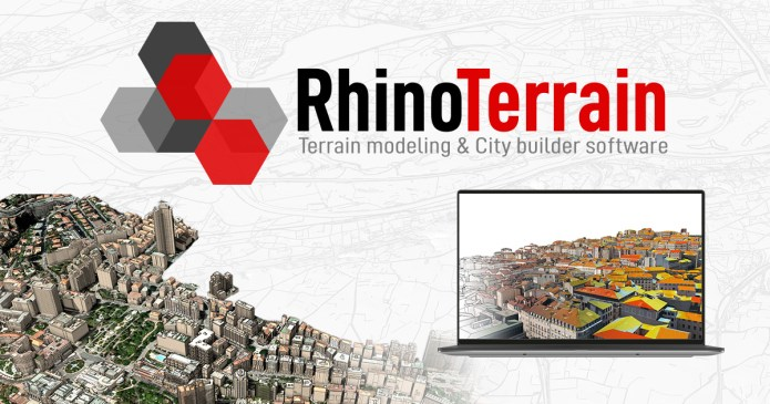 RhinoTerrain 1.8.2 for Rhinoceros 4.0 SR8 full license