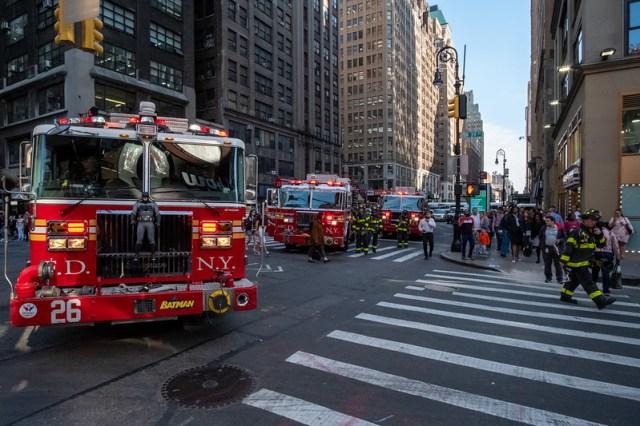 Go men GO ! - New York, New York, États-Unis - 09/05/2018 17h12