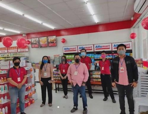 Alfamart Philippines 1000th Store Opening