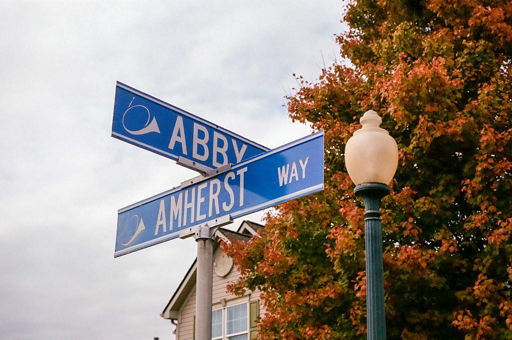 Abby & Amherst