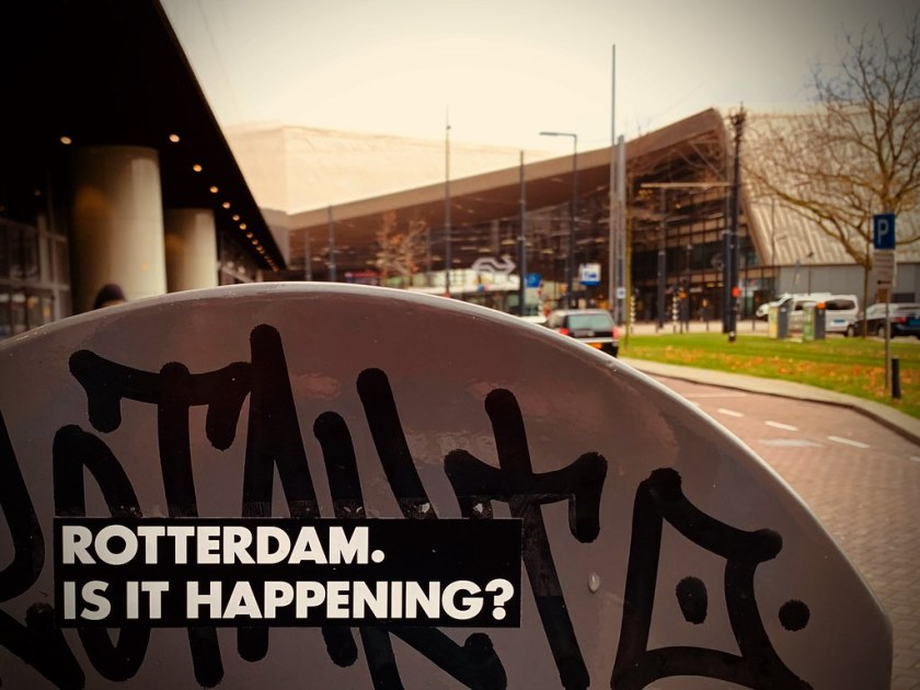 Rotterdam Daily Photo: Is it happening?