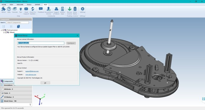 Working with Geometric Glovius Pro v5.1.0.886 full license