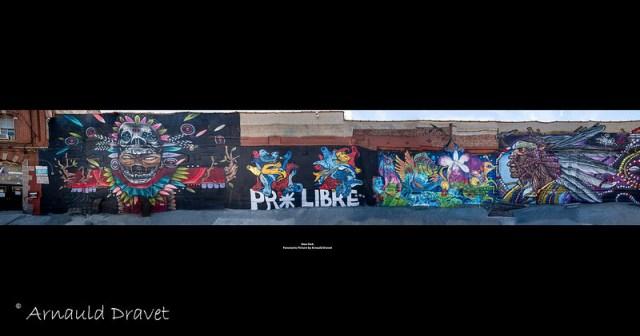 StreetArt @ Brooklyn, NY (Montrose Ave. & Meserole Ave.) - Nanterre, Île-de-France, France - 11/05/2018 12h24