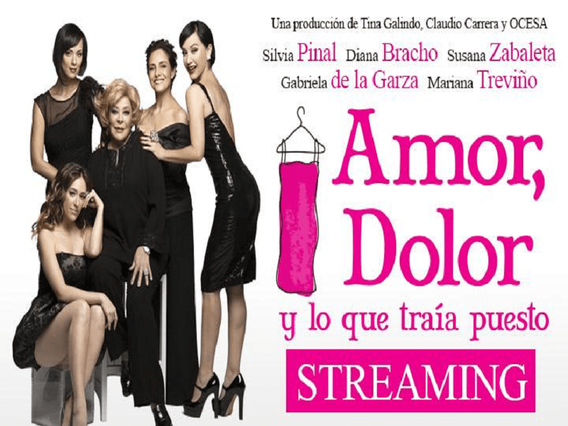 2020.11.21 Amor, Dolor y lo que traia puesto Streaming