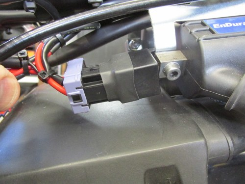 Auxiliary Fuse Box Switch Power Relay Mounted On Coil Bracket Bolt
