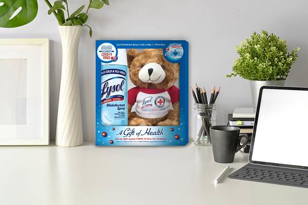 Lysol Christmas Bundle