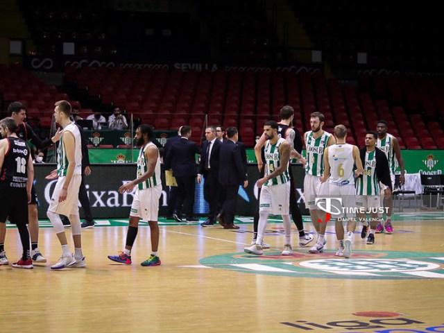 Real Betis Coosur 89-96 Bilbao Basket (Liga ACB 2020/2021)