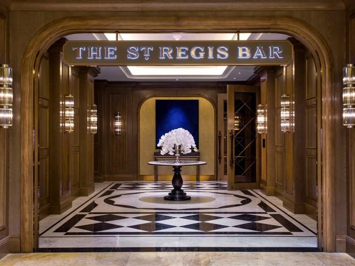 The St. Regis Bar 澳門瑞吉酒吧
