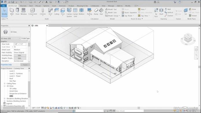 Autodesk Revit 2021 Essential Training for Architecture