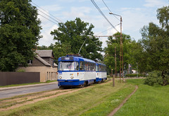 Soviet Strassenbahn aesthetic