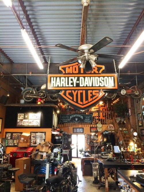 Harley Davidson Too