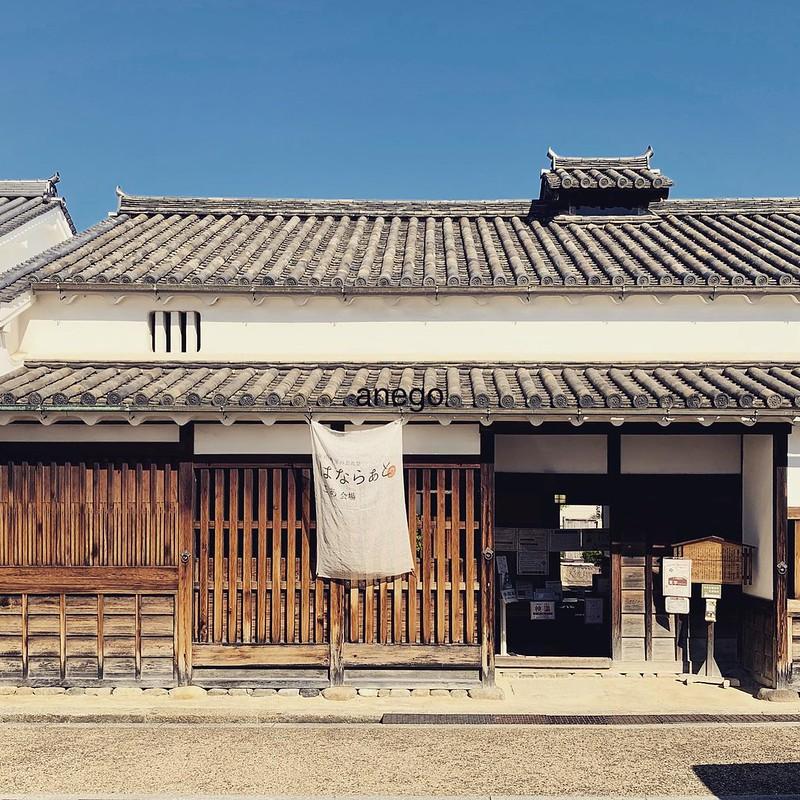 橿原市の今井町は、まるっと一角、こんな建物だらけなのよ!! しかも、人が住んでるというのがすごい。 #gotoトラベル #goto奈良 #町屋