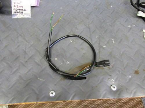 Used 1983 Rear Brake Light Switch Sub-Harness