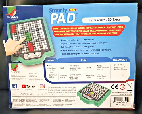 Smarty Pad Holiday Gift Ideas #MySillyLittleGang
