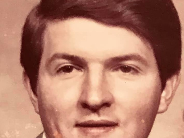 "South 1975 era by shane Ricky Baugess ""Adam"" 20201110"