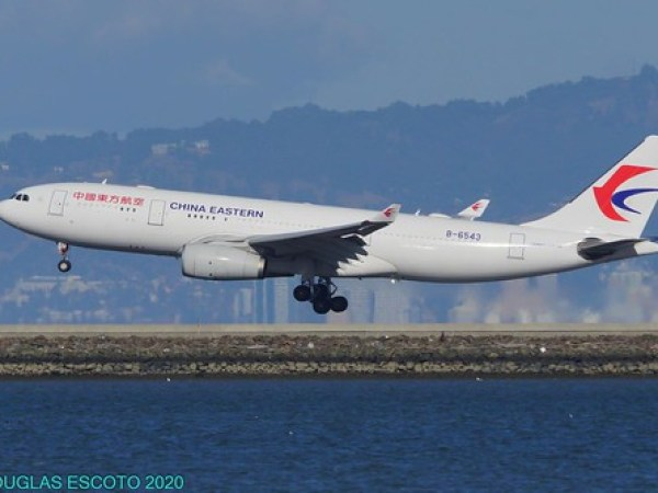 B-6543 China Eastern Airlines A330-243