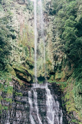 Wufengchi waterfalls trail, Yilan, Taiwan
