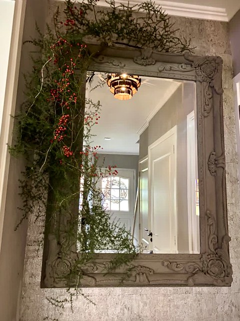 Asparagus rozenbottel barok spiegel