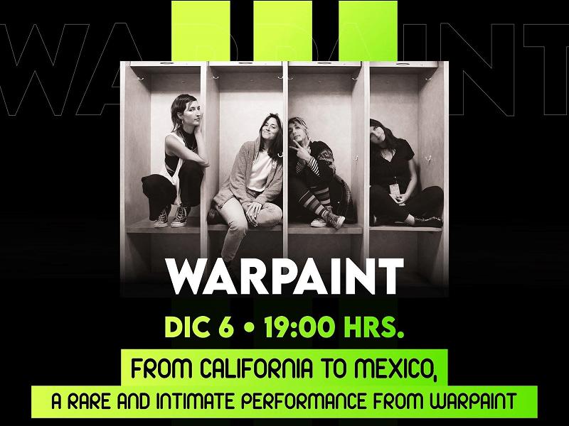 2020.12.06 Warpaint