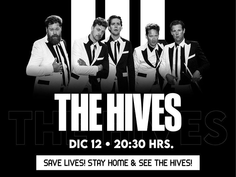 2020.12.12 the Hives