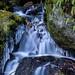 Kleiner Wasserfall mit Eis und Holz (explored 2020.12.01)