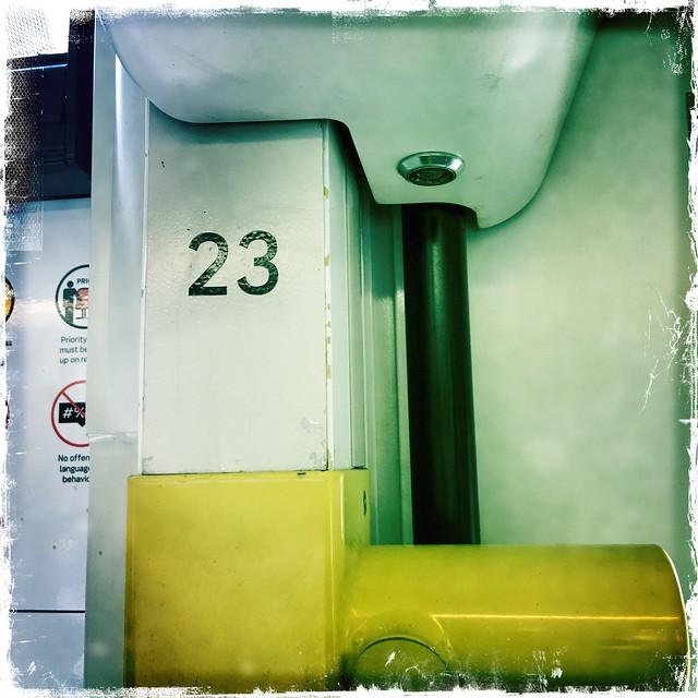 Tram No. 3504