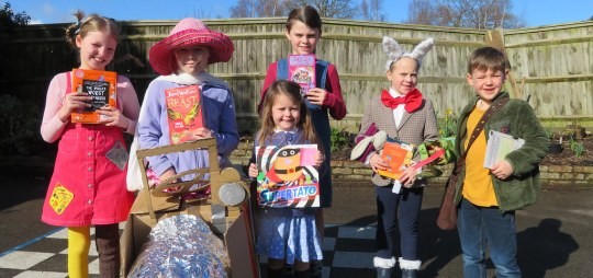 2020 – World Book Day