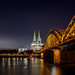 Cologne Skyline
