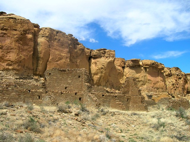 Hungo Pavi, Chaco Culture National Historic Park by bryandkeith on flickr