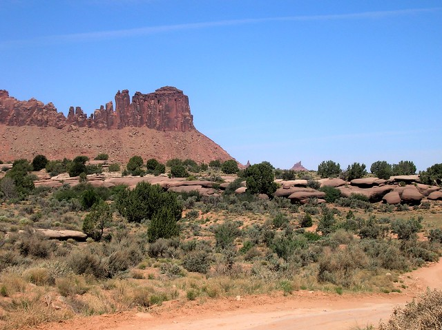 north end of Bridger Jack Mesa. west of Needles District, UT by bryandkeith on flickr