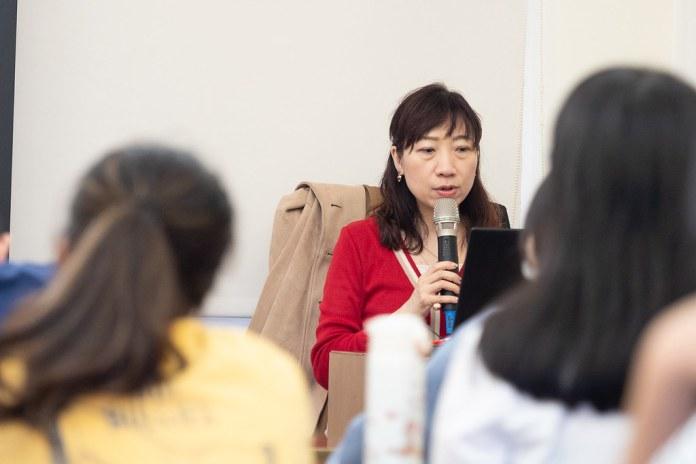 東華大學華文文學系教授黃宗潔。照片題供:動平會