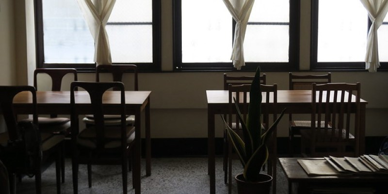 【咖啡館】台南「透南風咖啡劇場」:能安靜閱讀工作的地方
