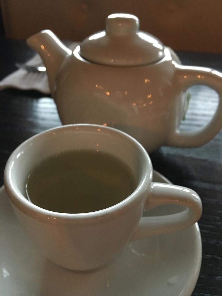 Pre-Tea