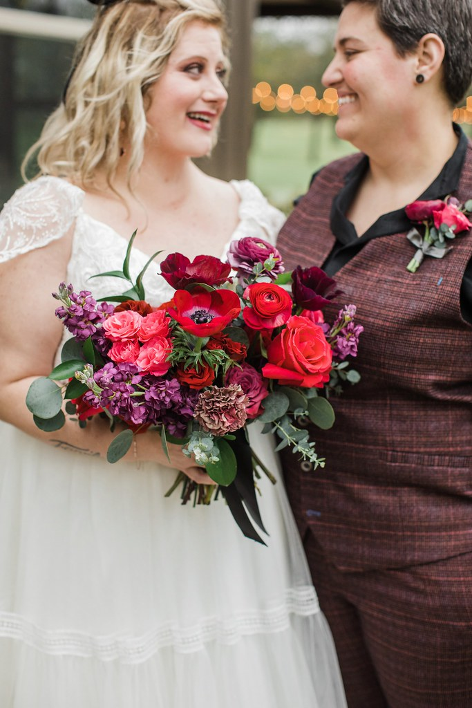 The Grove Aubrey Wedding