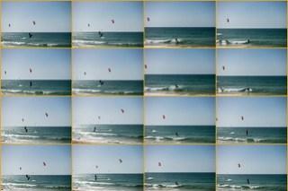 Kite-Surfer Praia de Faro