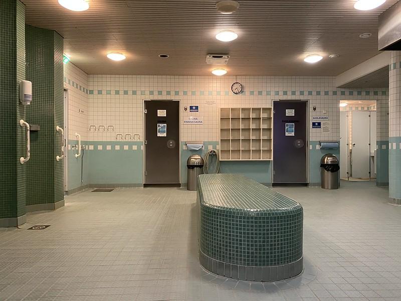 Suihkut ja saunat