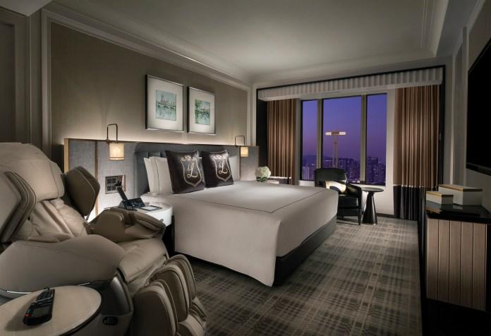 Windsor King Suite 溫莎大床套房