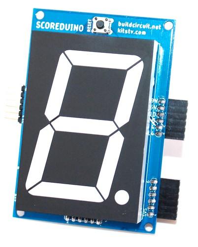 2.3 inch seven segment display driver (3)