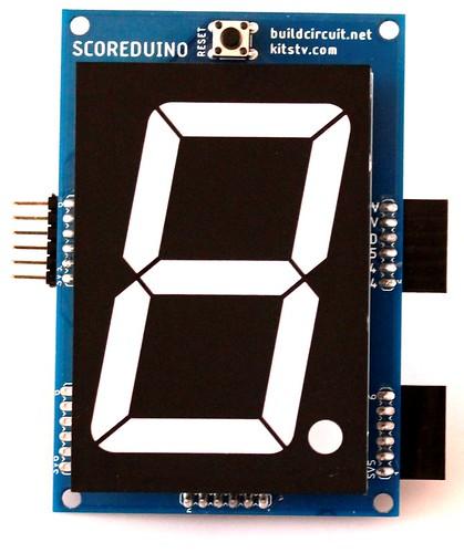 2.3 inch seven segment display driver (8)