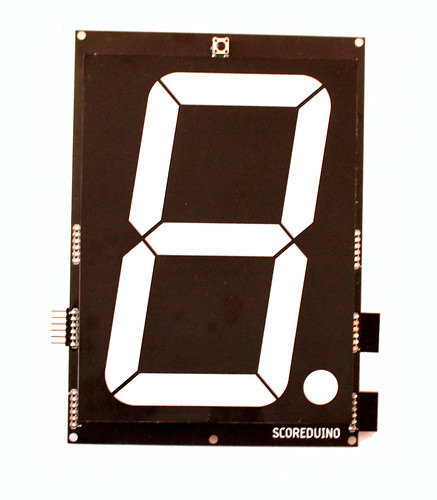 5 inch seven segment display driver for common anode (4)