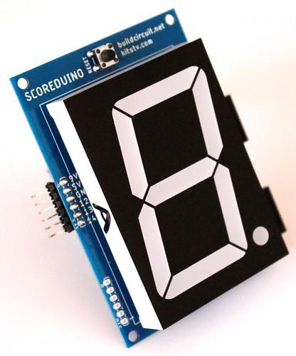 2.3 inch seven segment display driver (6)