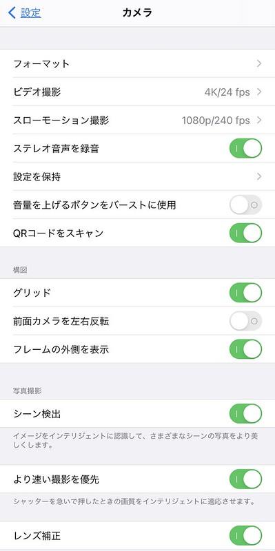 Apple ProRAW setting 02