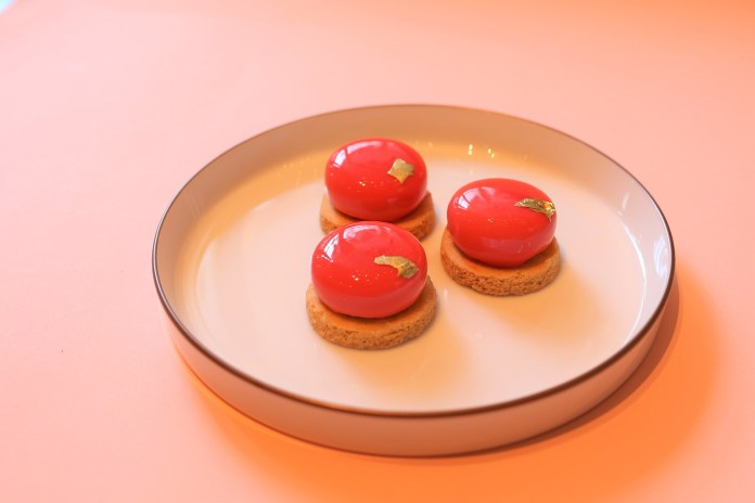 草莓乳酪蛋糕 Strawberry yogurt cheesecake